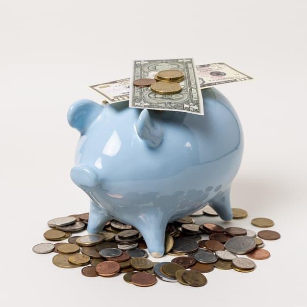 hucha donde guardar dinero ahorrado por seguros