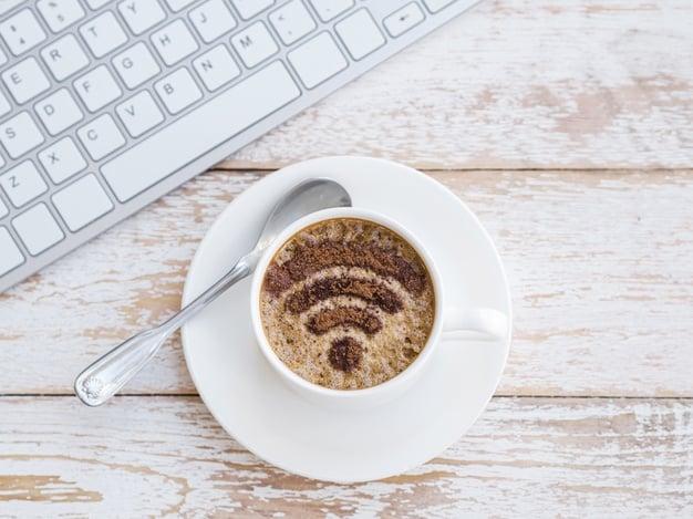 Wifi a precio economico como coste cafe