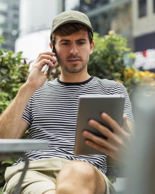 telefonia con llamadas y datos a la vez y baratos
